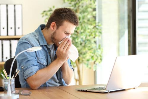 ionisator tegen verspreiding van virussen